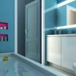 חדר אמבטיה - ברק רוזן